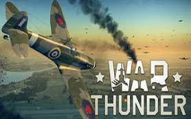War Thunder - Flugzeug Shooter